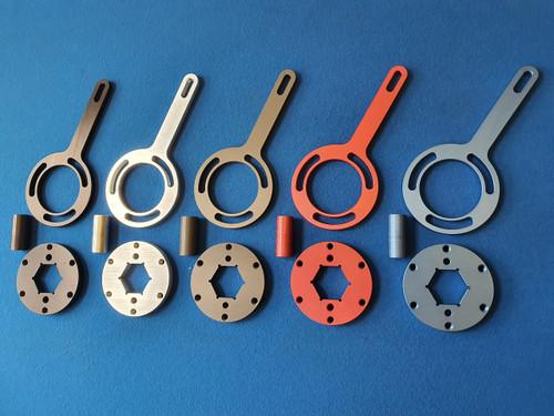 Cosworth YB Cambelt Tensioner Locking Brace