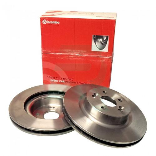 Focus RS MK2 Brembo Front Brake Discs (pair)