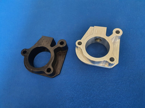 Ford Focus RS Mk1 Billet Aluminium Thermostat Housing Adaptor Plate