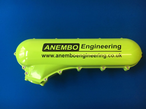 Ford Focus RS/ST  Mk2 I5 New Cast Inlet (green)