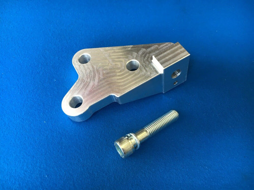 Vauxhall Corsa C Z20LET F23 Billet T6 Gearbox Conversion Mount Fits Z20LEH GSI VXR 2.0 16v Turbo