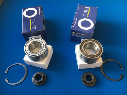 Ford Focus ST225 Mk2 Font Wheel Bearing Kit With ABS R/H L/H
