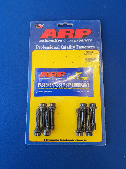 Ford Zetec Blacktop ARP Conrod Bolts M9 ST170