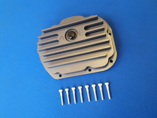 Cosworth 4X4 Billet Deep Dish Front Diff Cover Grey
