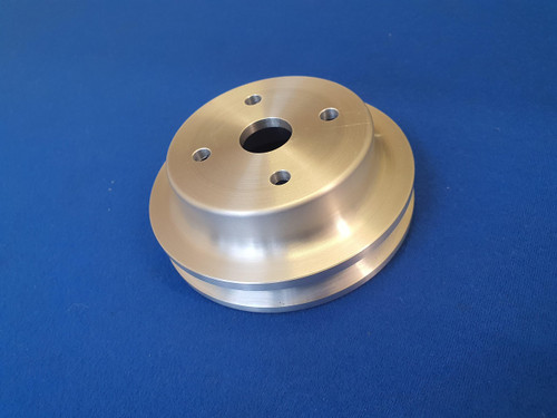Ford X/Flow Crossflow Aluminium Water Pump Pulley Pre 1970