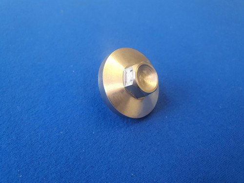 Cosworth YB Auxiliary Shaft Jackshaft Pulley Stainless Steel Bolt