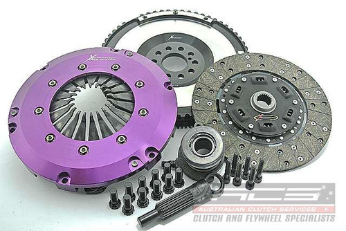 Focus ST225 Stage 1 Organic Clutch and Flywheel Kit