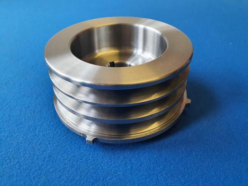 Cosworth YB 2wd Billet Steel Crank Pulley
