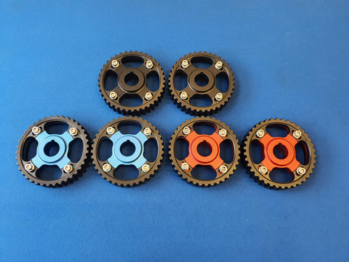 Cosworth YB RS500 2wd 4wd Pair Of Vernier Cam Pulleys
