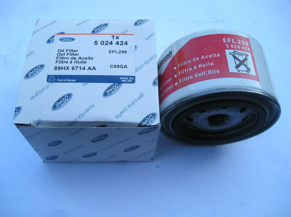 Motorcraft Oil Filter Sierra Cosworth YB 2wd And RS500 EFL298