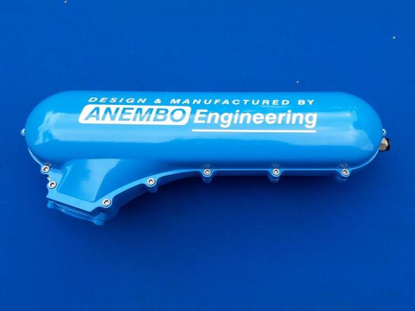 Volvo T5 New Cast Inlet Plenum [LIGHT BLUE]