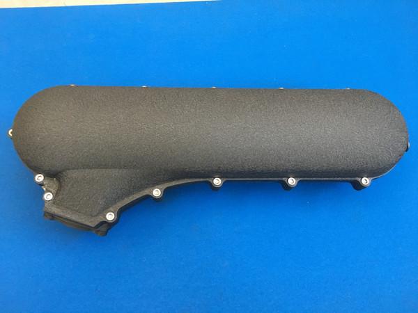 Ford Focus Mk2 RS/ST I5 New Cast Inlet Plenum (Crackle Black)