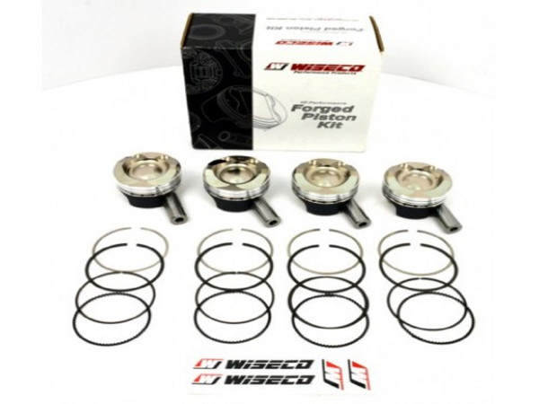 Wiseco Piston kit Ford 1.6L 16V Ecoboost - Fiesta ST180