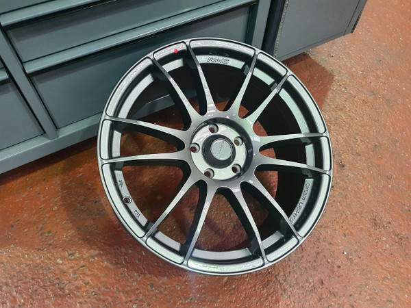"Ford Focus ST Mk2 Mk3 5x108 18"" Lightweight Alloy wheels"