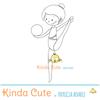Rhythmic Gymnast with a ball digital stamp