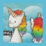 Rainbow Hugs | Showcasing Unicorn Set