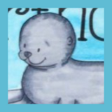 Cool Birthday Card | Showcasing Baby Seal