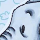 Elephant Birthday Card | Showcasing Baby Elephant