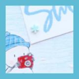 Smile! | Showcasing Snowman Taking Photos