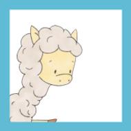 Speed Coloring Video | Showcasing Mer Llama