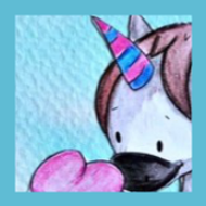Be a Unicorn | Showcasing Unicorn with Cotton Candy