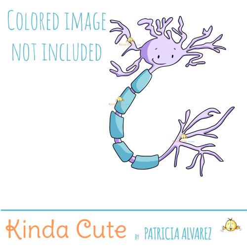Neuron Digital Stamp