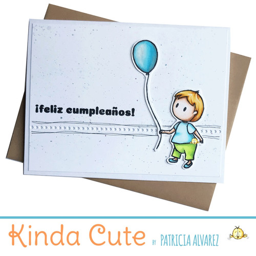 Birthday card in spanish
