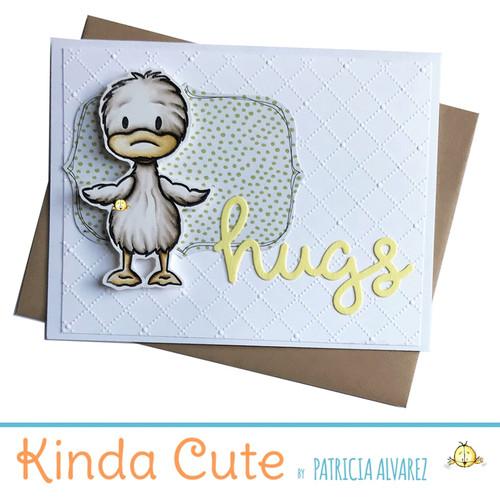 duck love card