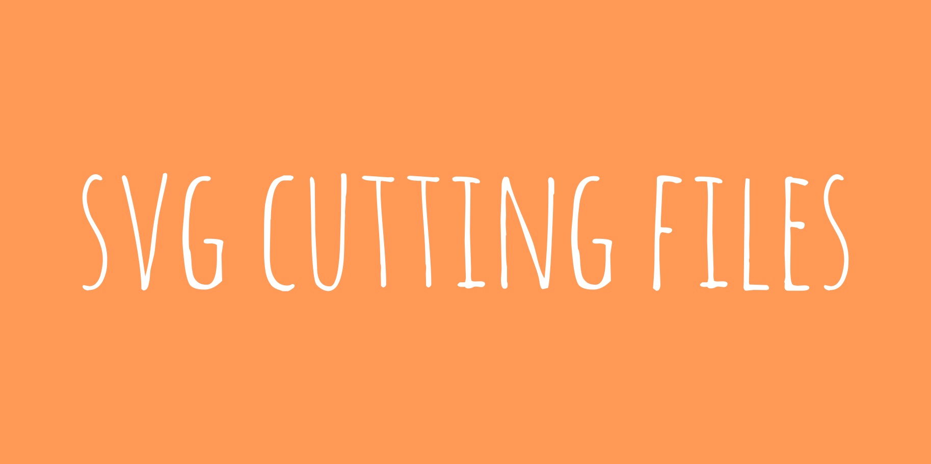 SVG cutting files for card making