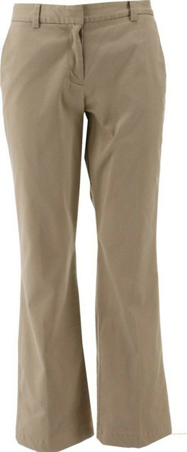 Lands' End WR FIT2 STRCH CHINO TRSR Khaki 4X29 NEW 405988