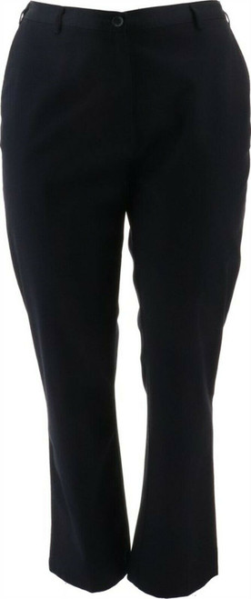 Lands' End WXR FIT3 SO TWILL EB PANT True Navy 14WX30 NEW 199773
