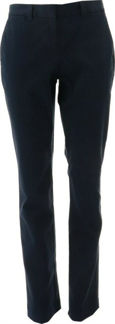 Lands' End WR F2 SO STLG LG CHNO PNT Classic Navy 10X32 NEW 447348