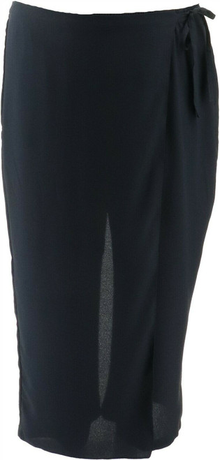 WynneLayers Crepe Wrap Pant NEW 655-365