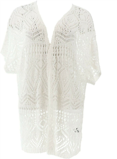 Antthony Lacey Days Open Knit Cardigan NEW 643-902