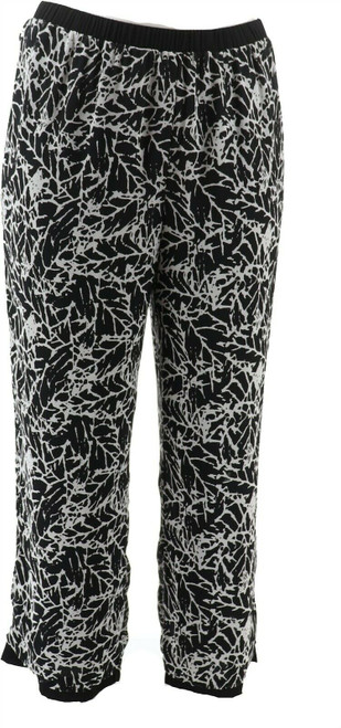 Antthony Natural Flow Reversible Palazzo Pant NEW 694-382
