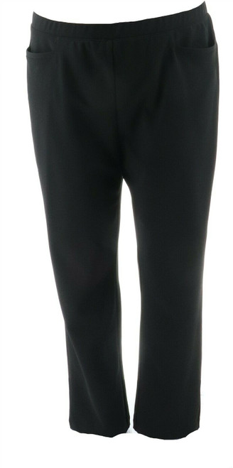 Antthony Boss Lady Techno Stretch Tapered Pant NEW 677-805