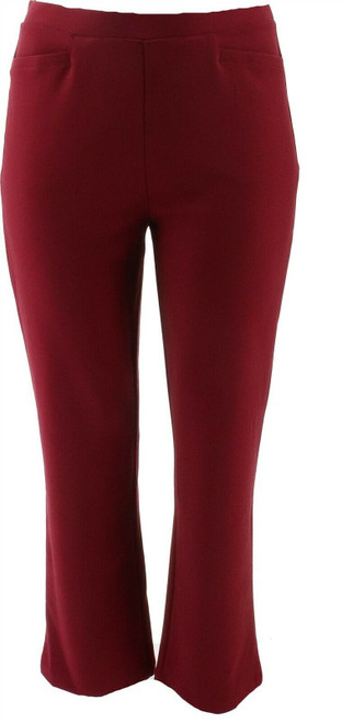 Antthony Boss Lady Stretch Knit Easy Fit Pant NEW 717-009