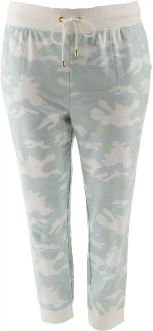 Skinnygirl French Terry Jogger Pant NEW 697-149