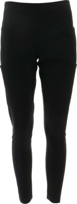 Women with Control Tummy Control Leggings with Mesh Pockets NEW A372909