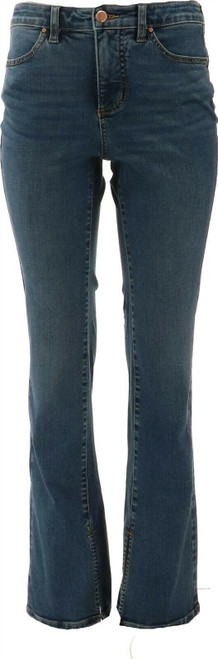 G Giuliana G-Sculpt™ Inside Slit Boot-Cut Jean NEW 713-172