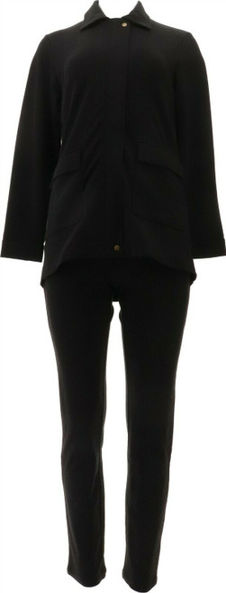 Antthony French Terry Leisure Jacket Pant Set NEW 690-487