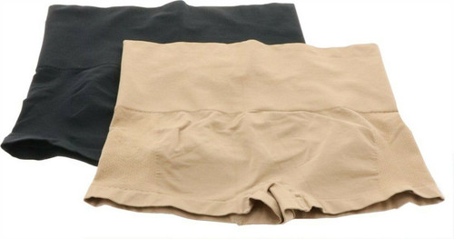 Nearly Nude 2pk Contour Smoothing Shortie NEW 584-856
