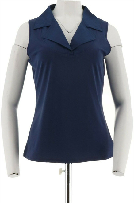 Kathleen Kirkwood Dictrac-Ease Notch Collar Camisole NEW A224161