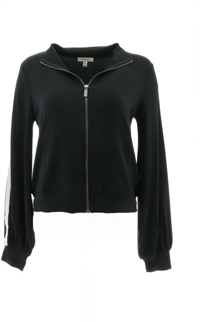 Skinnygirl French-Terry Zip Jacket NEW 690-617