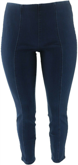 Motto Contour Seamed Stretch Denim Ankle Jean NEW 664-183
