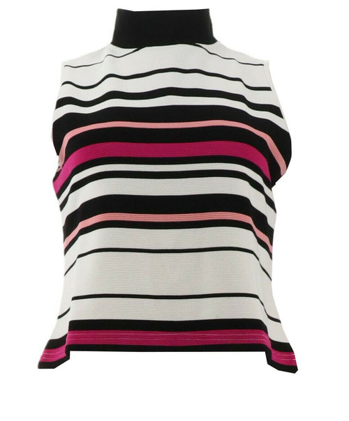 Wendy Williams Ottoman Knit Top NEW 594-154