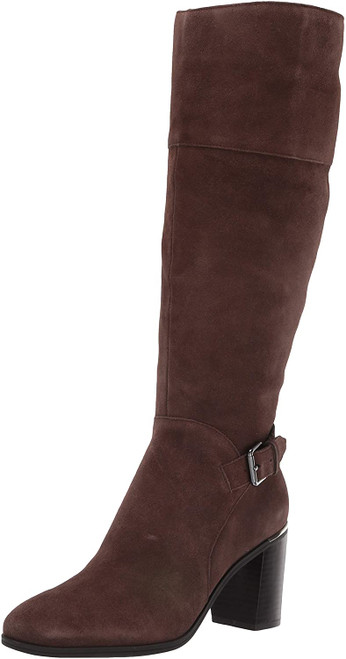 Bandolino Women's Ollia Fashion Boot 8M Dark Chocolate NEW