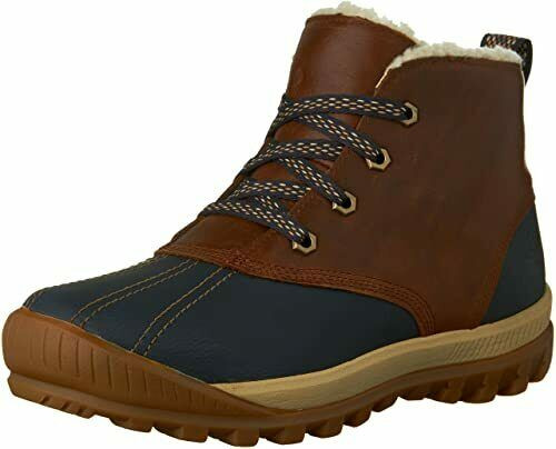 Timberland Women's Mt Hayes Waterproof Chukka Boots 8M Glazed Ginger NEW