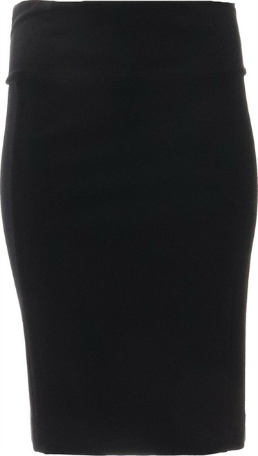 WynneLayers LuxeKnit Pull-On Pencil Skirt NEW 711-903