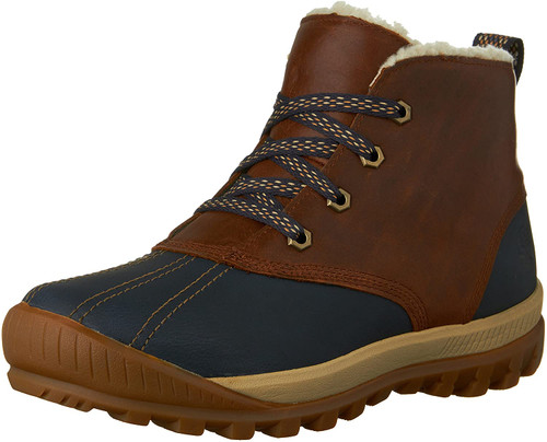 Timberland Women's Mt Hayes Waterproof Chukka Boots 9.5 Glazed Ginger NEW